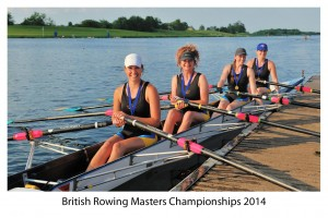 British Rowing Masters Championships 2014